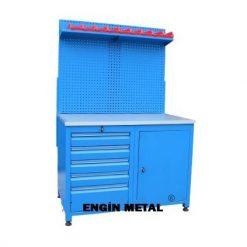 çelik çalışma masası