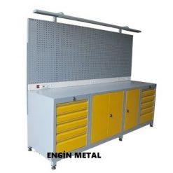 çelik çalışma tezgahı
