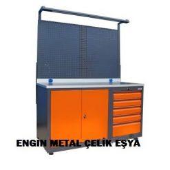 endüstriyel çalışma masası